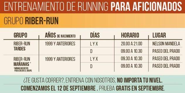 running-tudela-horarios-2016-17